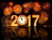 new-year-fireworks-clock-face-happy-old-78537009